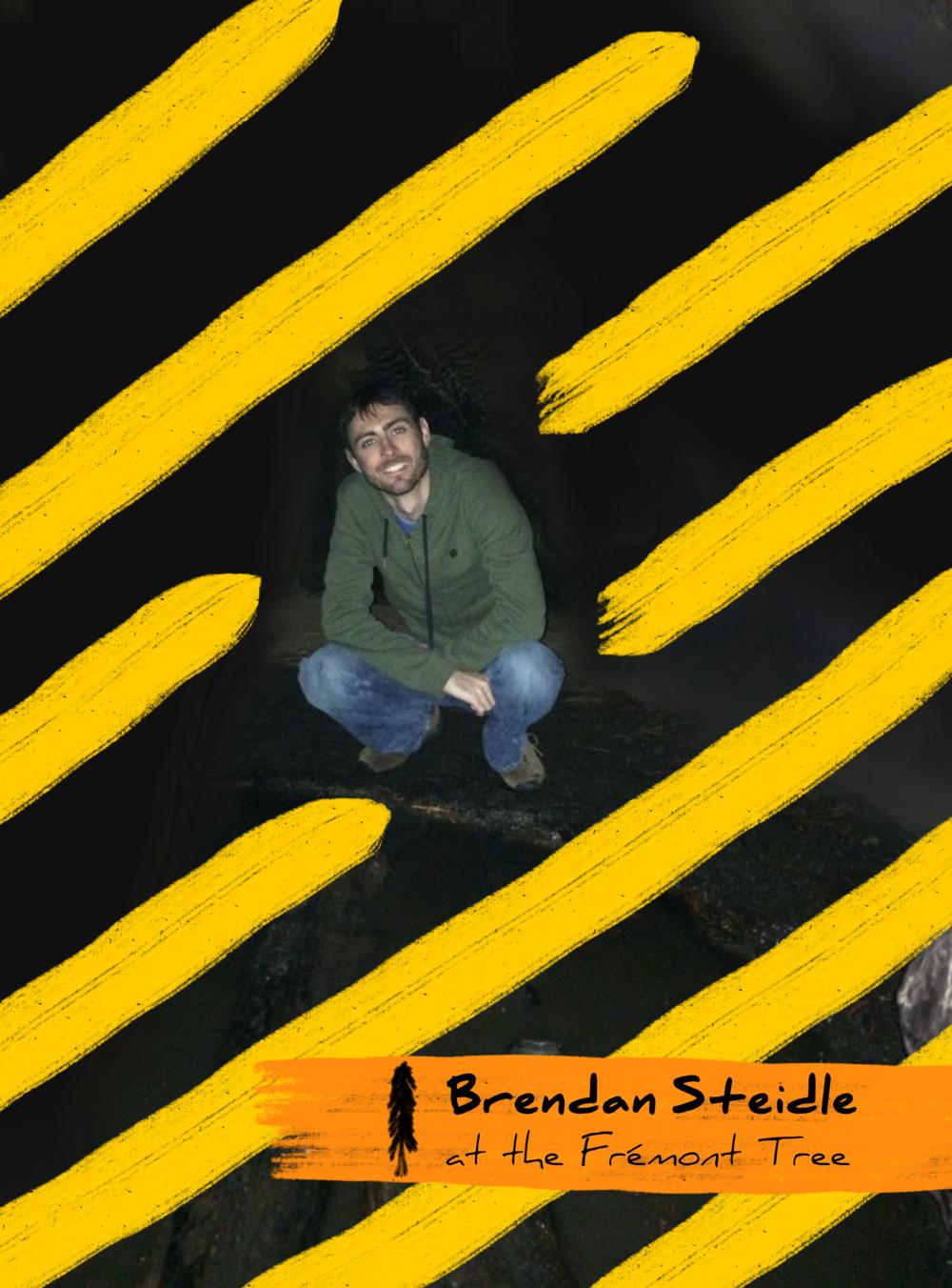 Brendan Portrait
