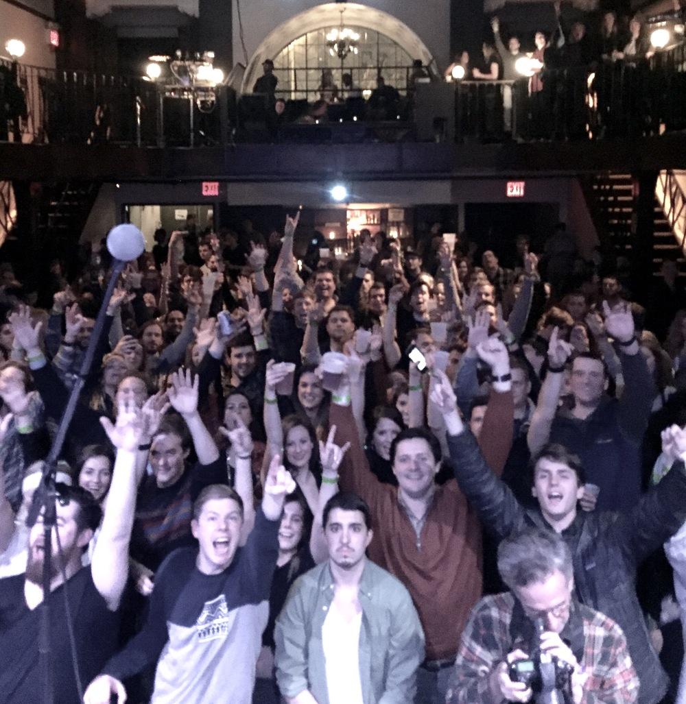 Bowery Ballroom 1.15.16