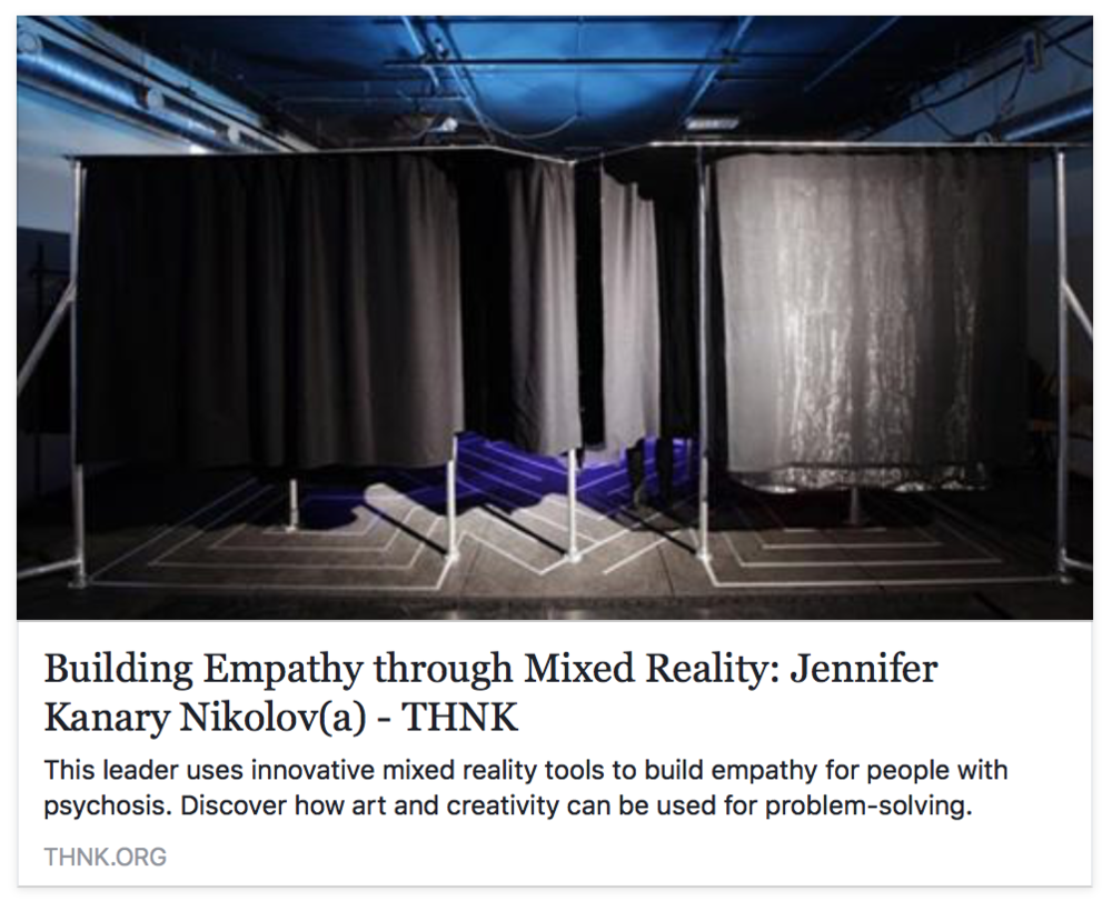 empathy and mixed reality
