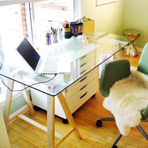 diy-glass-desk
