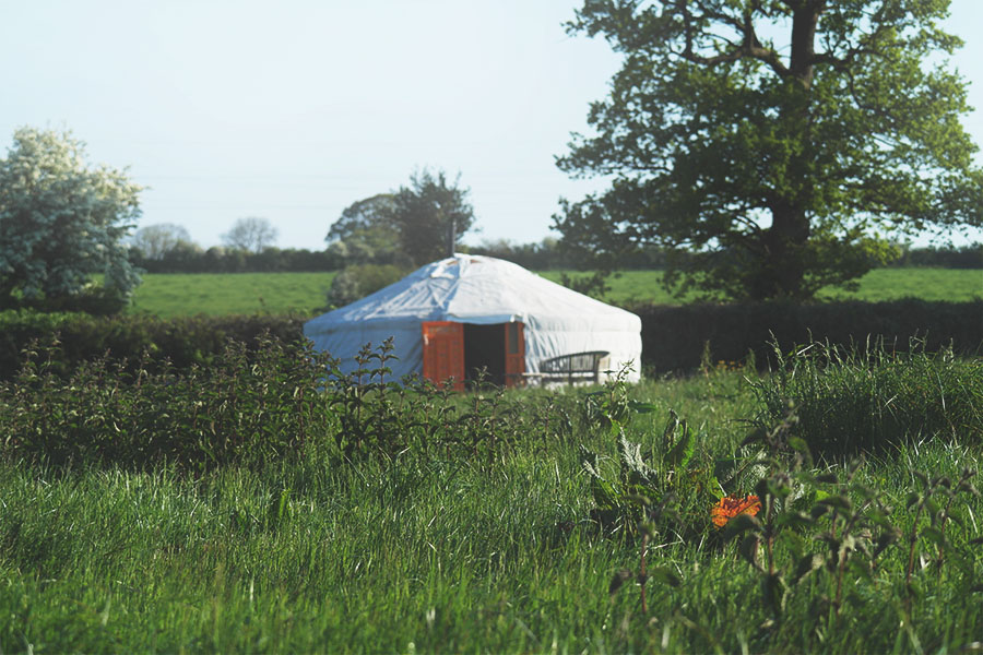 Review of Somerset Yurts