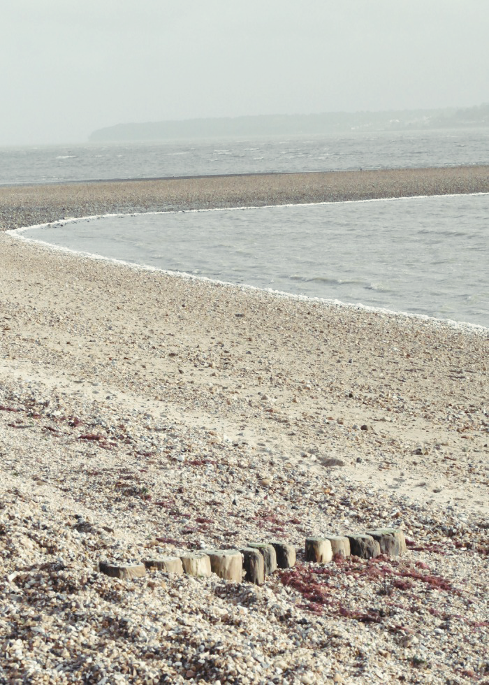 Lepe Beach, New Forest