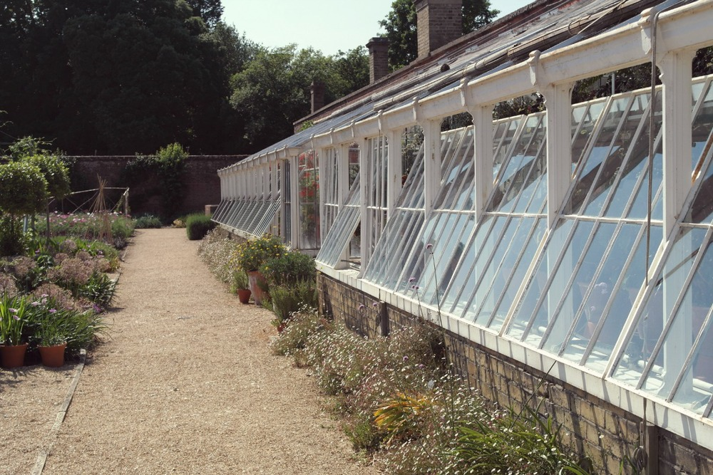 Walled garden at Osborne House