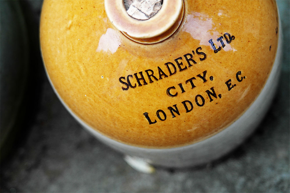 Schrader's Ltd, City London
