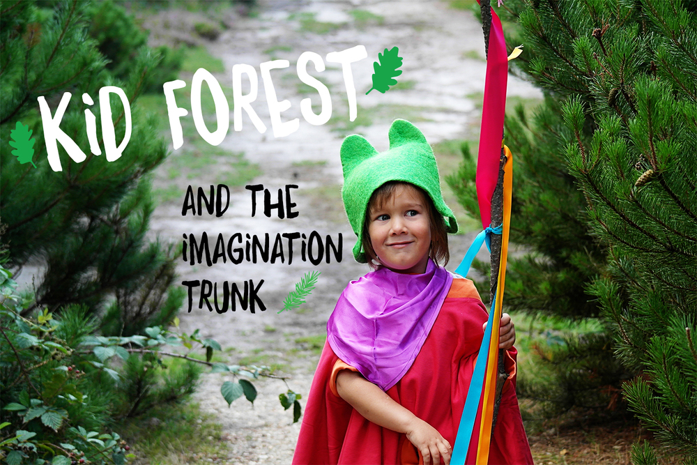 Kid Forest & the Imagination Trunk