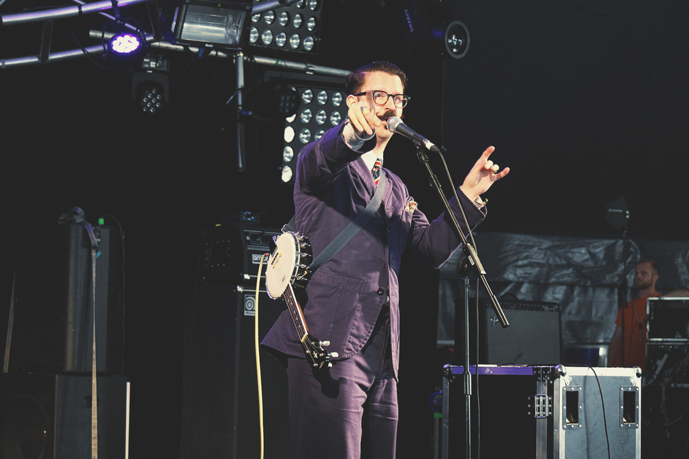 Mr B the Gentleman Rhymer - all hail the chap! More form Mr B here - http://www.gentlemanrhymer.com