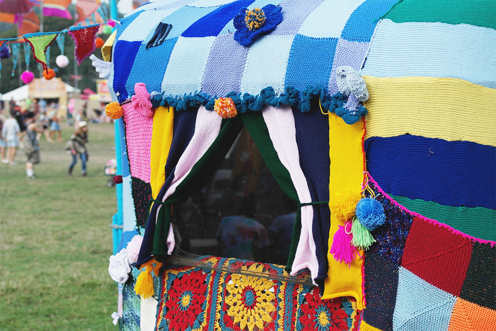 Photos of Bestival 2014