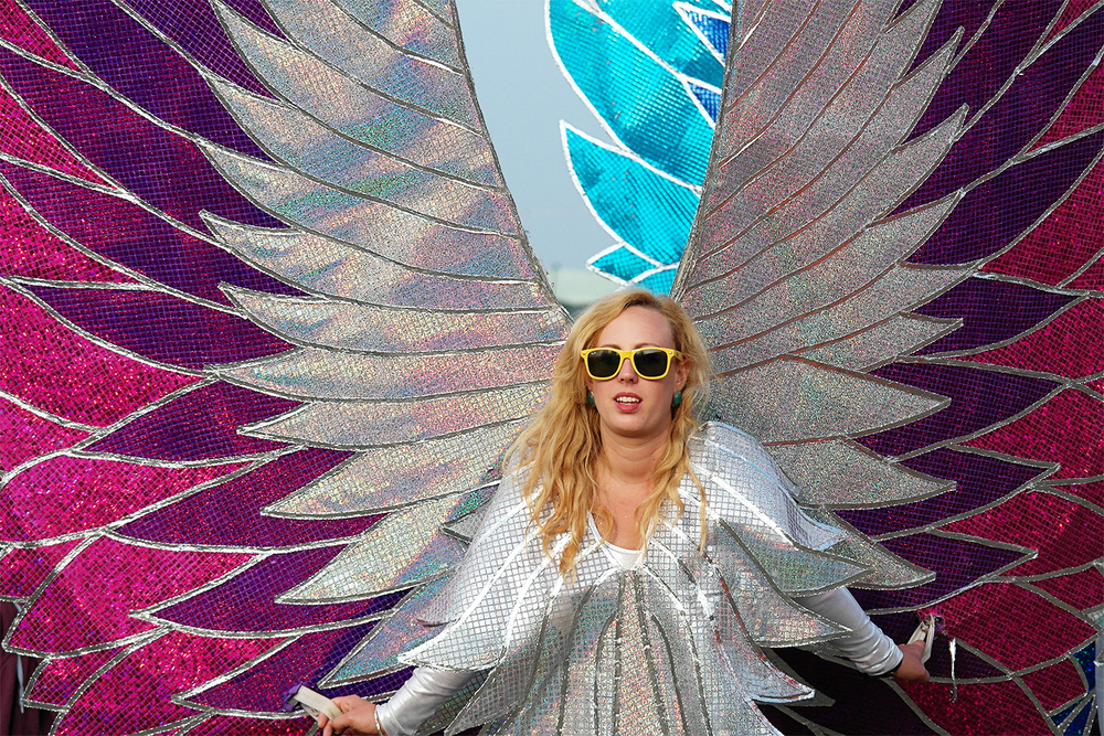 Bestival Carnival Photos, 2014