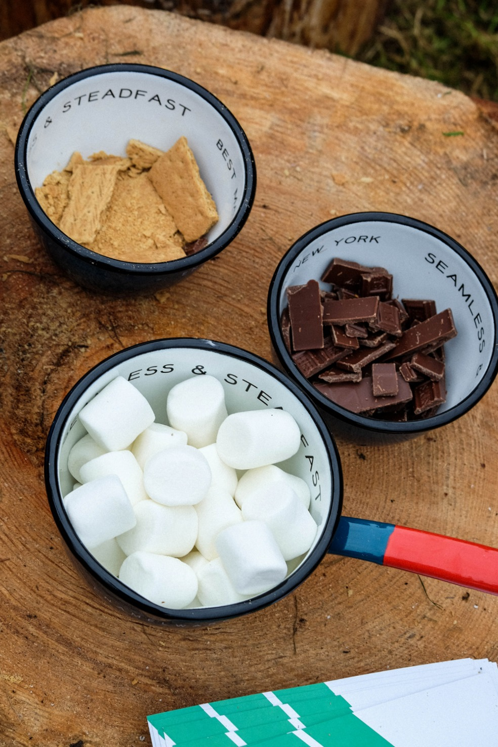 Make your own smores