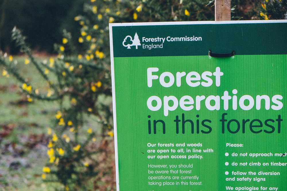 Forestry Commission Operations