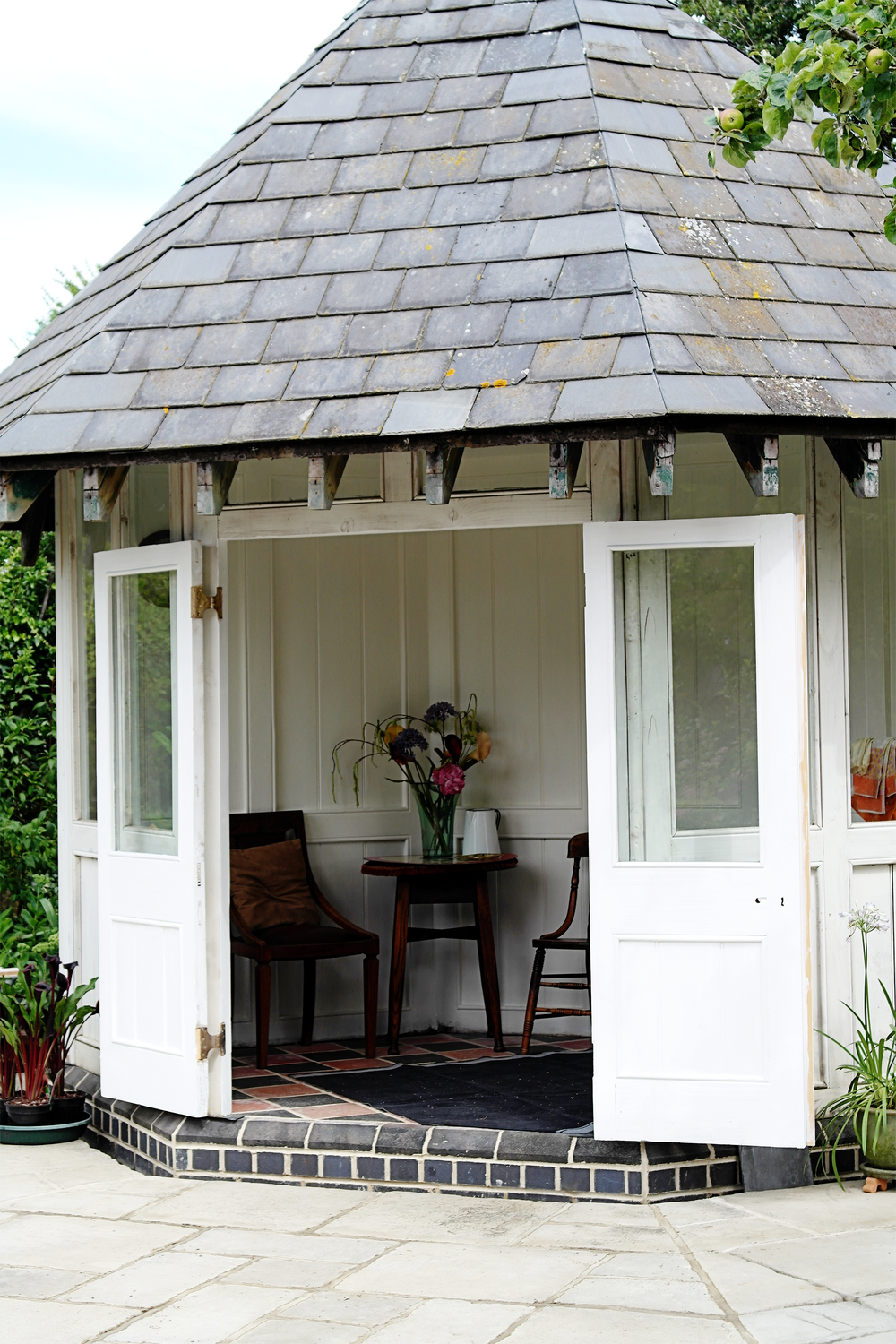 summerhouse, Summer 2015