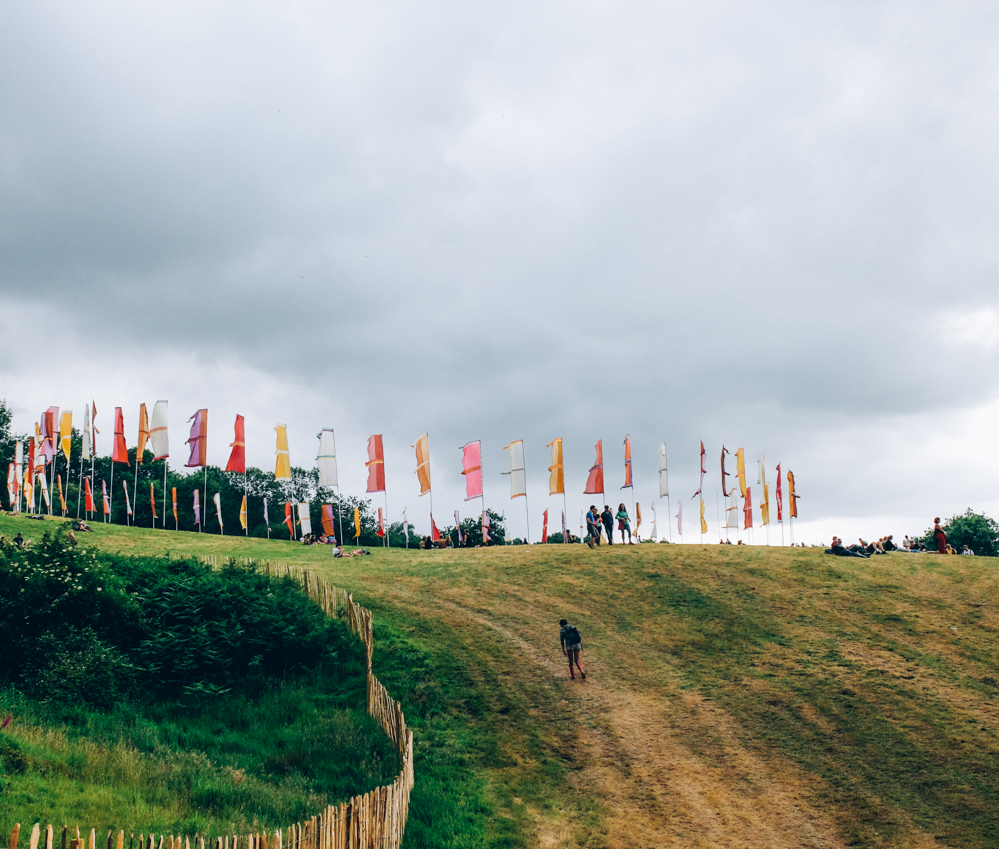 Glastonbury 2015 in Photos: Sunday afternoon