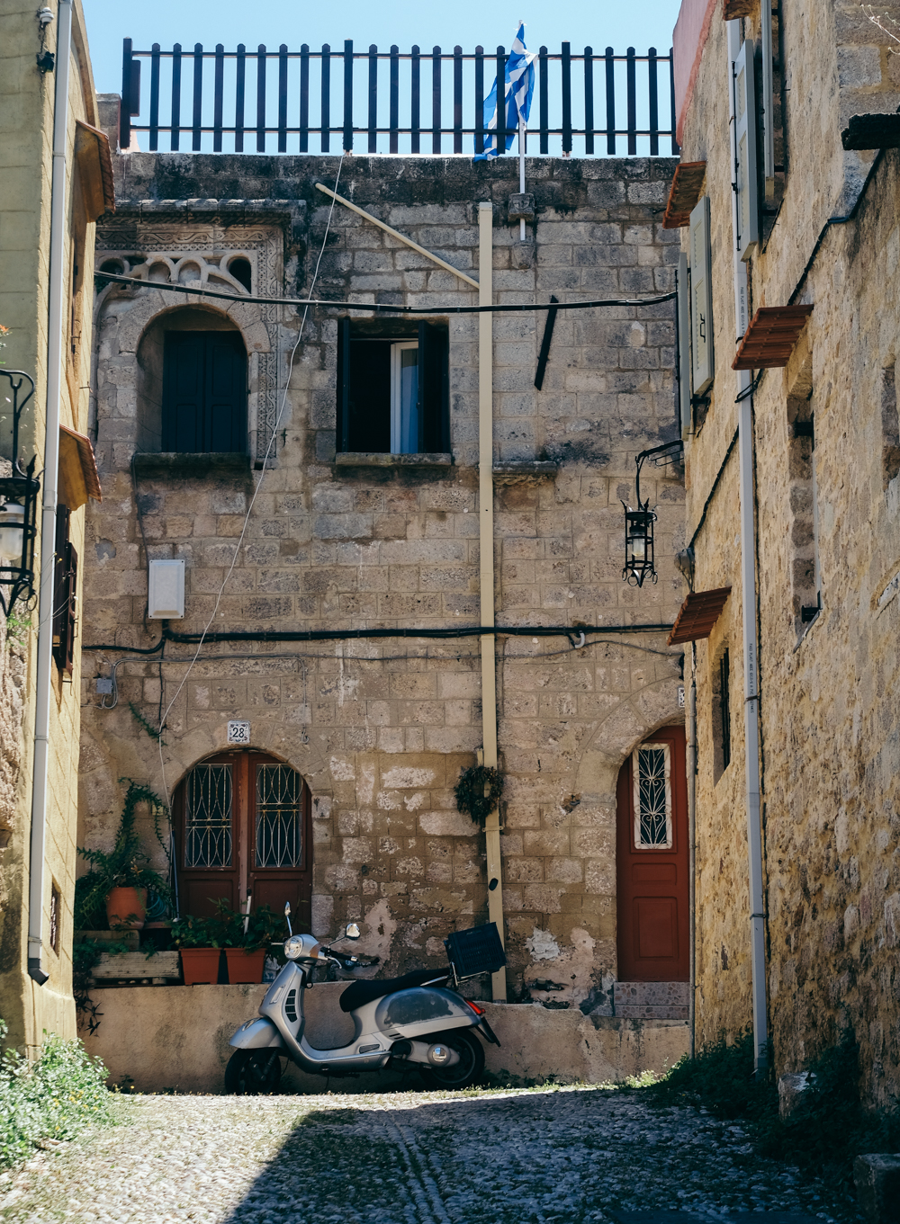 Photos of Rhodes Old Town