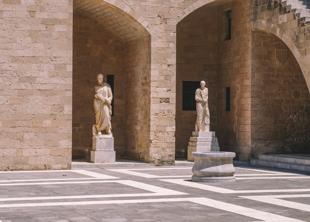 The Palace of the Grand Master, Rhodes