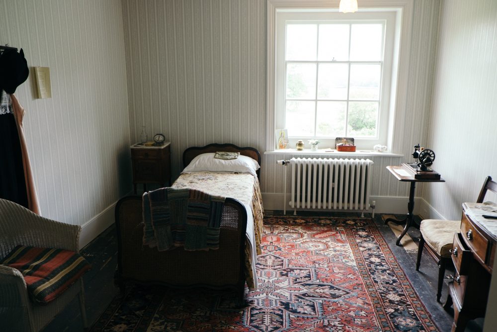 Servants Quarters at National Trust Mottisfont House, Romsey, Hampshire