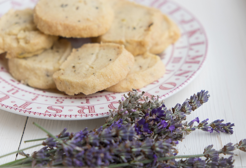Mary Berry's Lavender Shortbread recipe made quick & easy
