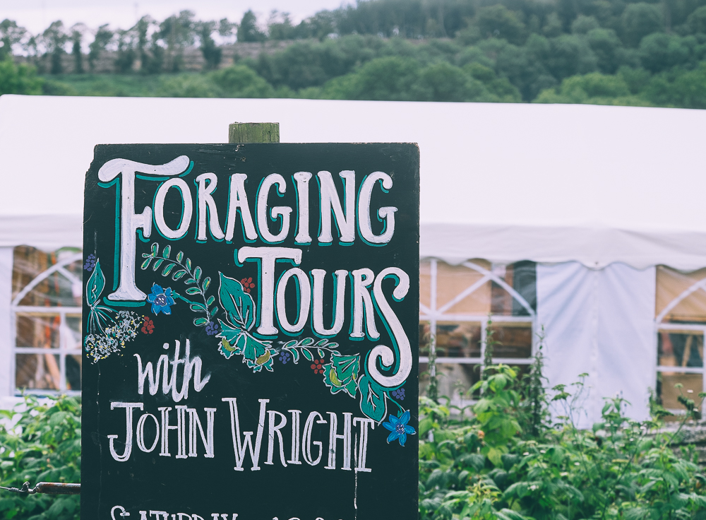 Foraging Tips with John Wright, River Cottage
