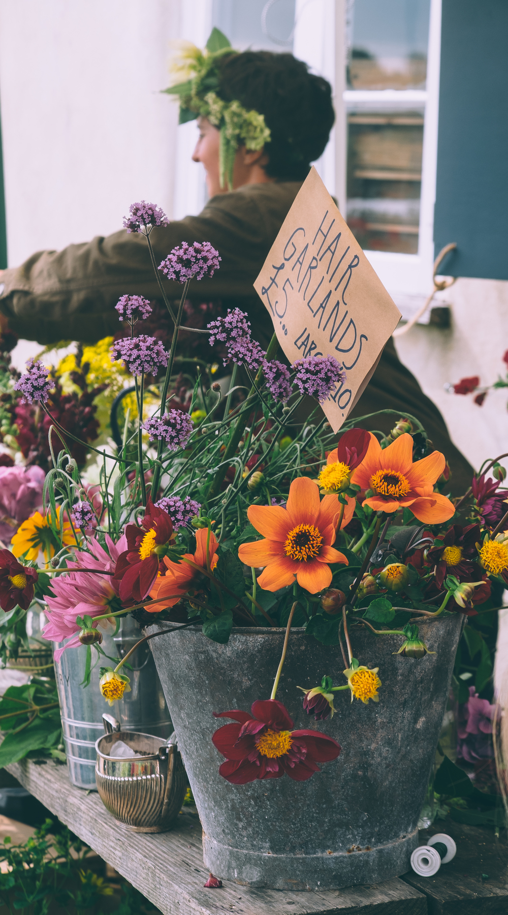 Meadowseet Flowers & Floristry, River Cottage Summer Fair 2015
