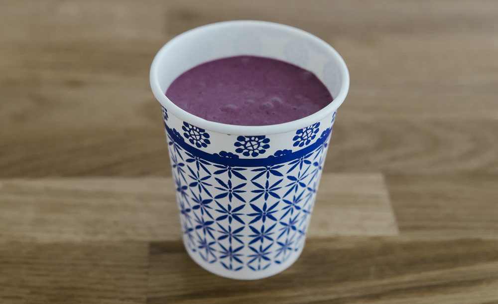 Blackberry Smoothie Recipe