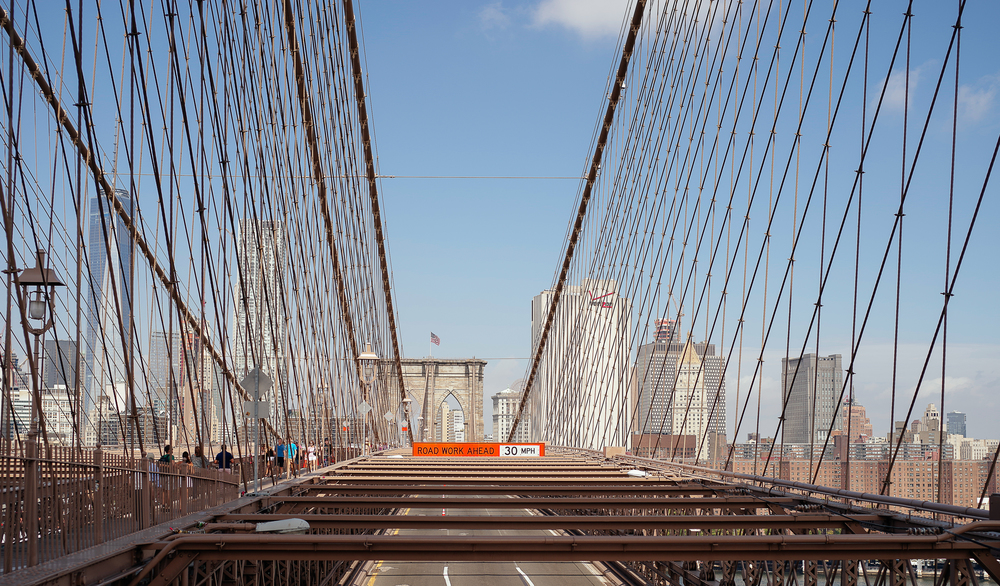 Brooklyn BRidge ,NYC