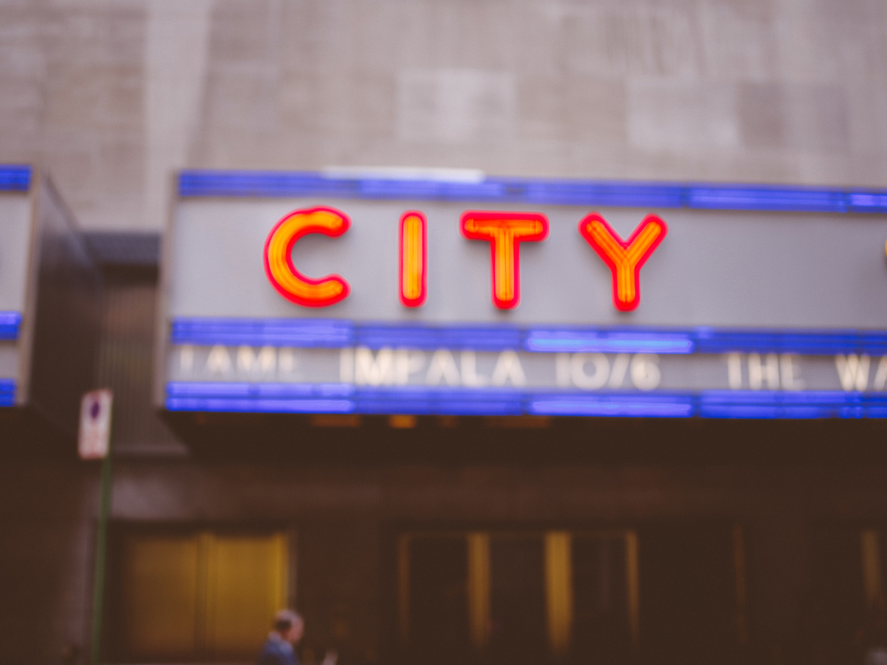Radio City, New York