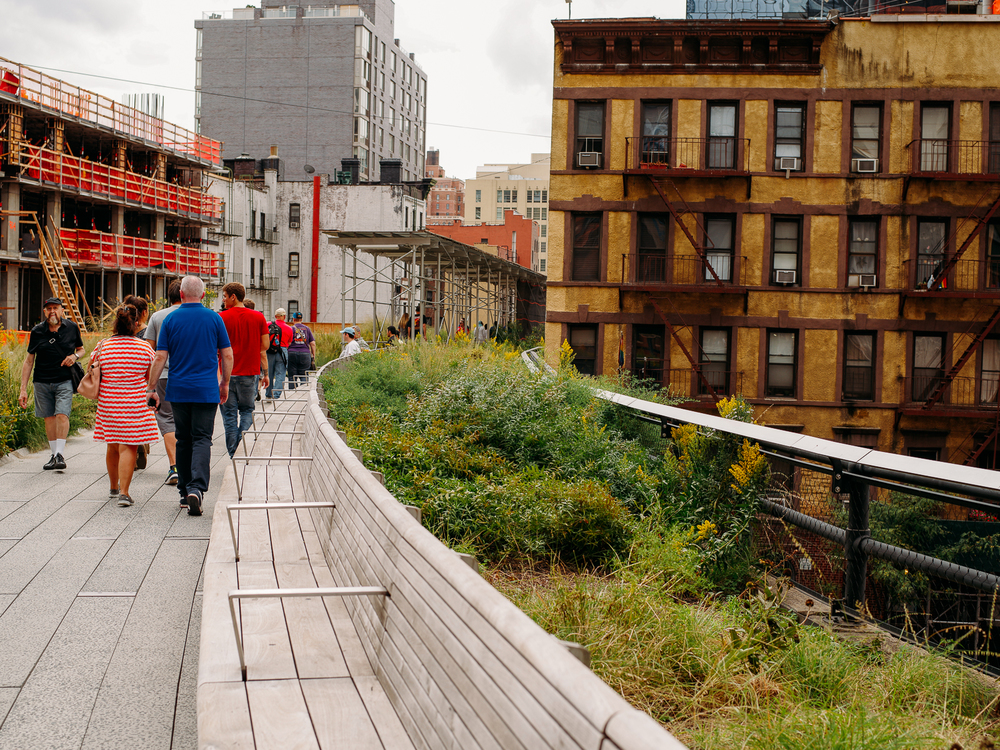 Things to do in New York: Walk the High Line