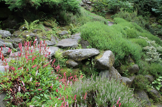The Rock Garden at Cragside