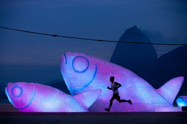 Botafogo Beach Sculptures