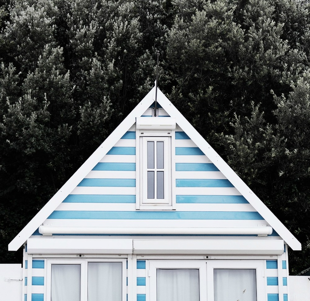 One day I'll own a beach hut
