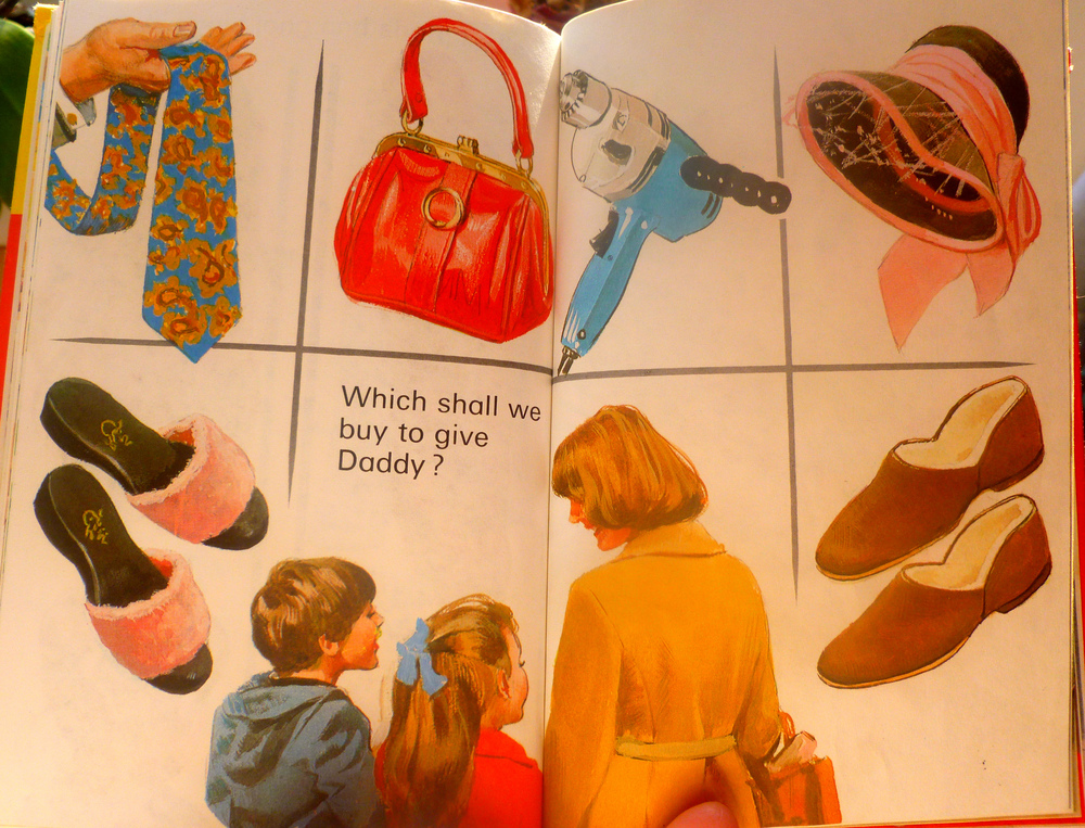 Ladybird Book Talkabout Hom