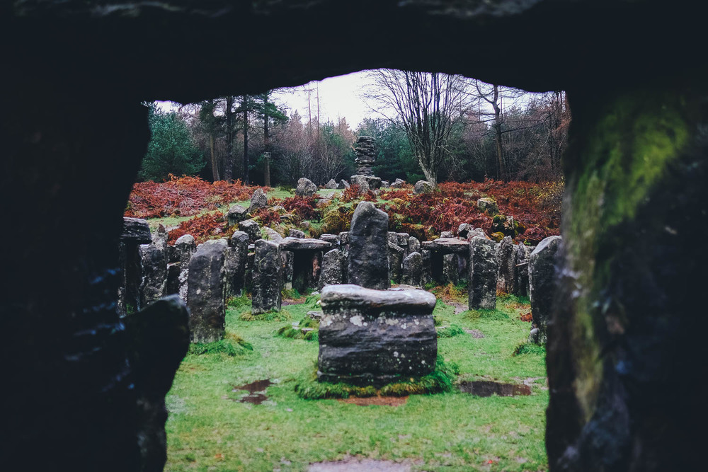 Druid's Temple, Masham