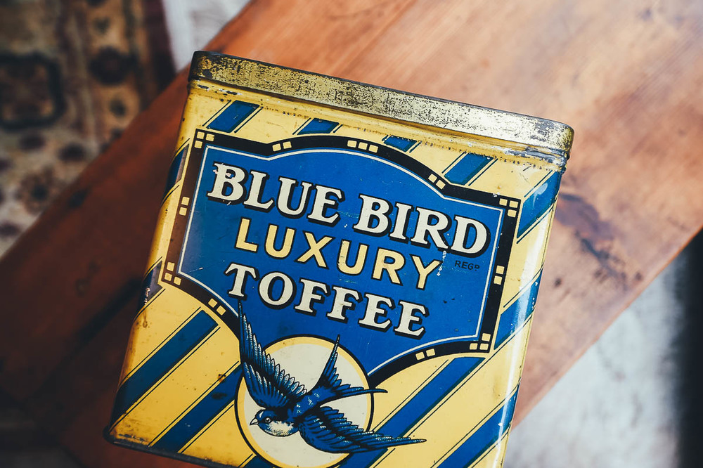 Bluebird Toffee
