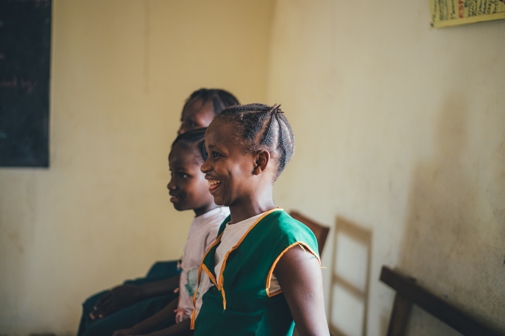 How Ebola affected schoolchildren in Sierra Leone