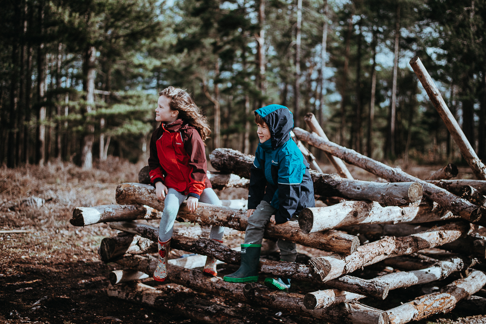 Children in the New Forest, photo by Annie Spratt, mammasaurus.co.uk