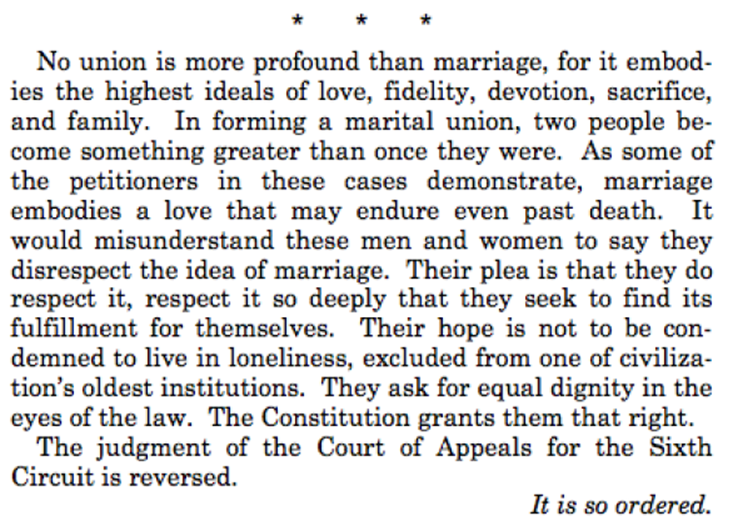 - Justice Anthony Kennedy Associate Justice of the Supreme Court of the United States