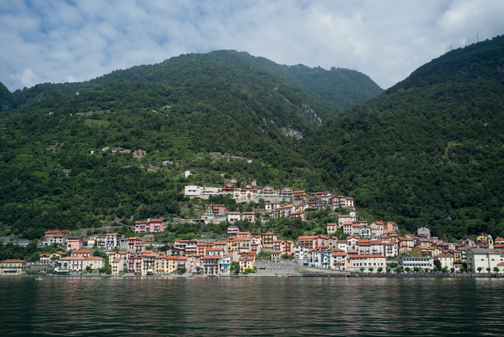 Small Village, Lake Como
