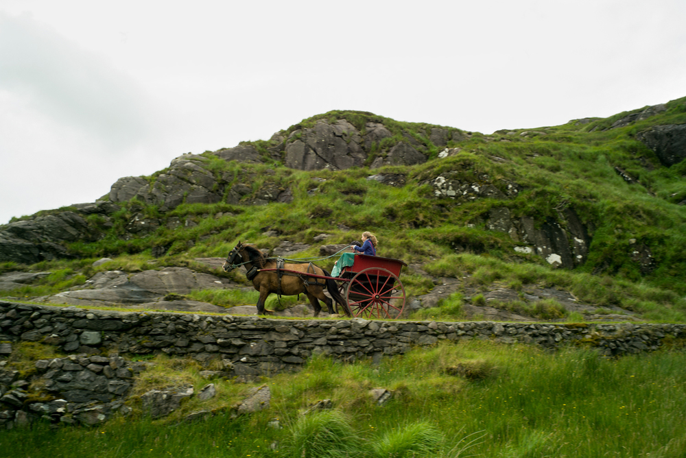 Jaunting Ride, Gap of Dunloe