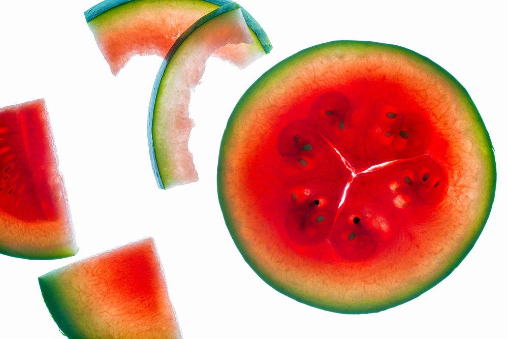 Translucent Watermelon