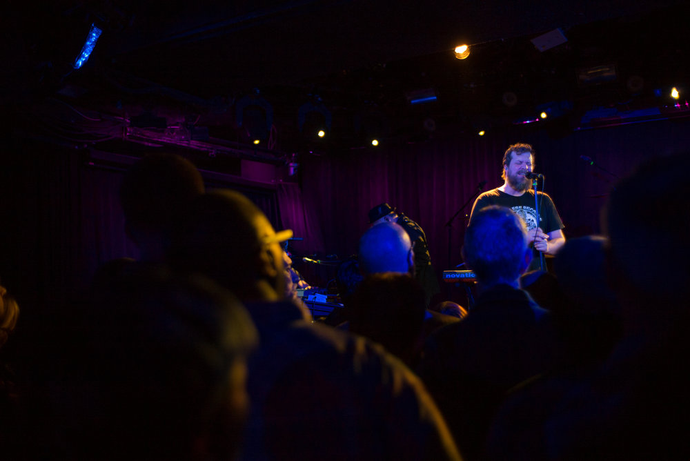 John Grant at Le Poisson Rouge
