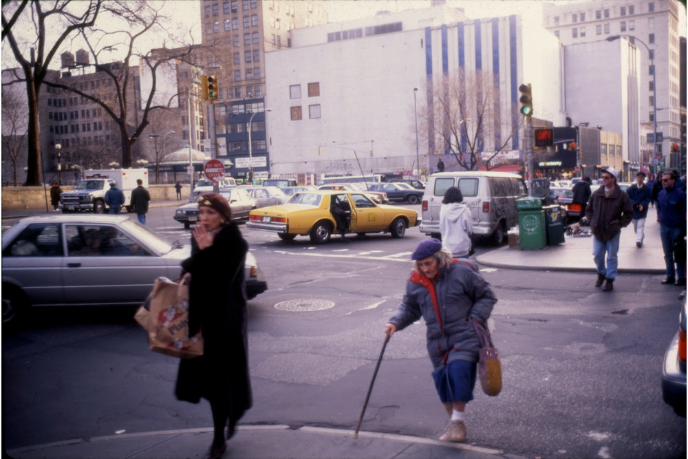 Union Square, January 1993