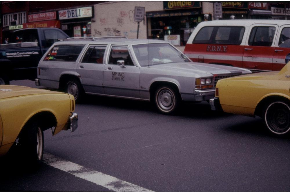 East 14th Street, February 1990