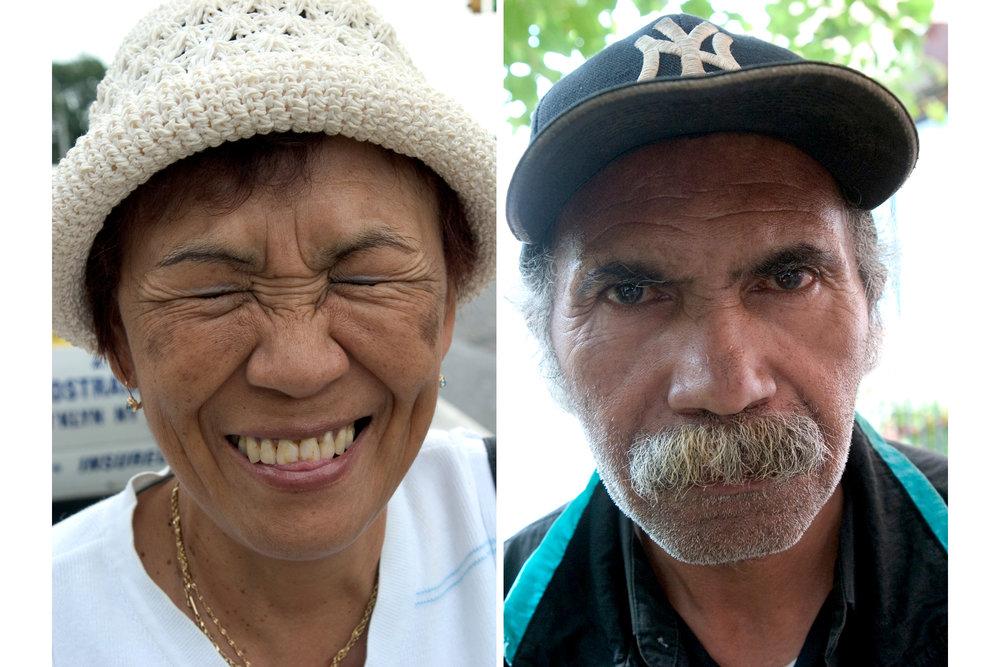 Two Portraits (2)