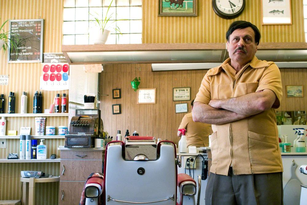 Barber, Staten Island
