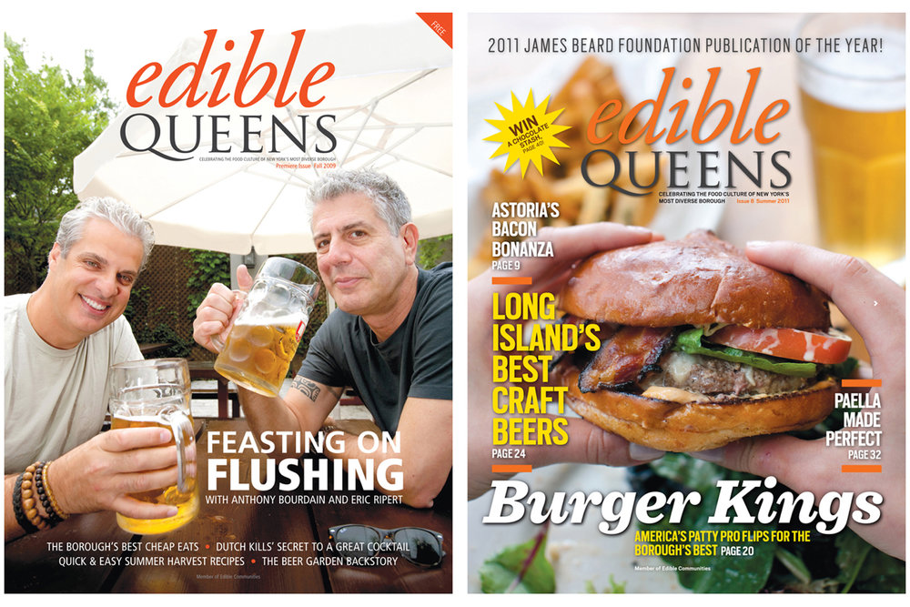 Magazine Covers-Food