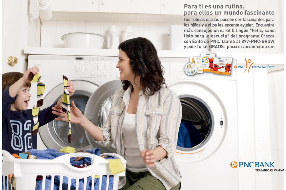Michael Berman Portrait Photography - for PNC Bank Spanish Language Ad Campaign