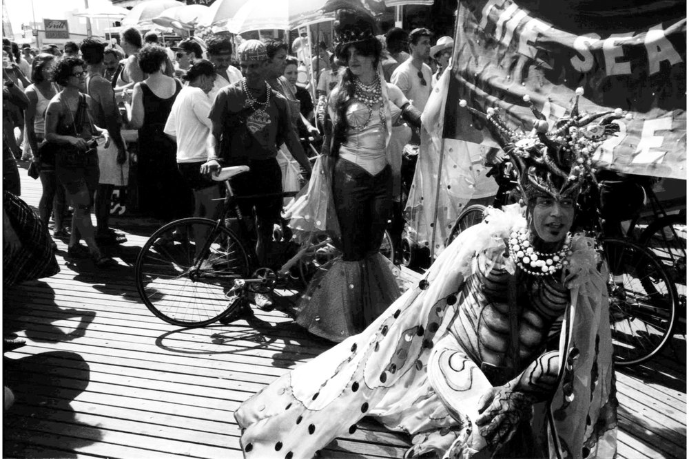 Mermaid Parade, 1993