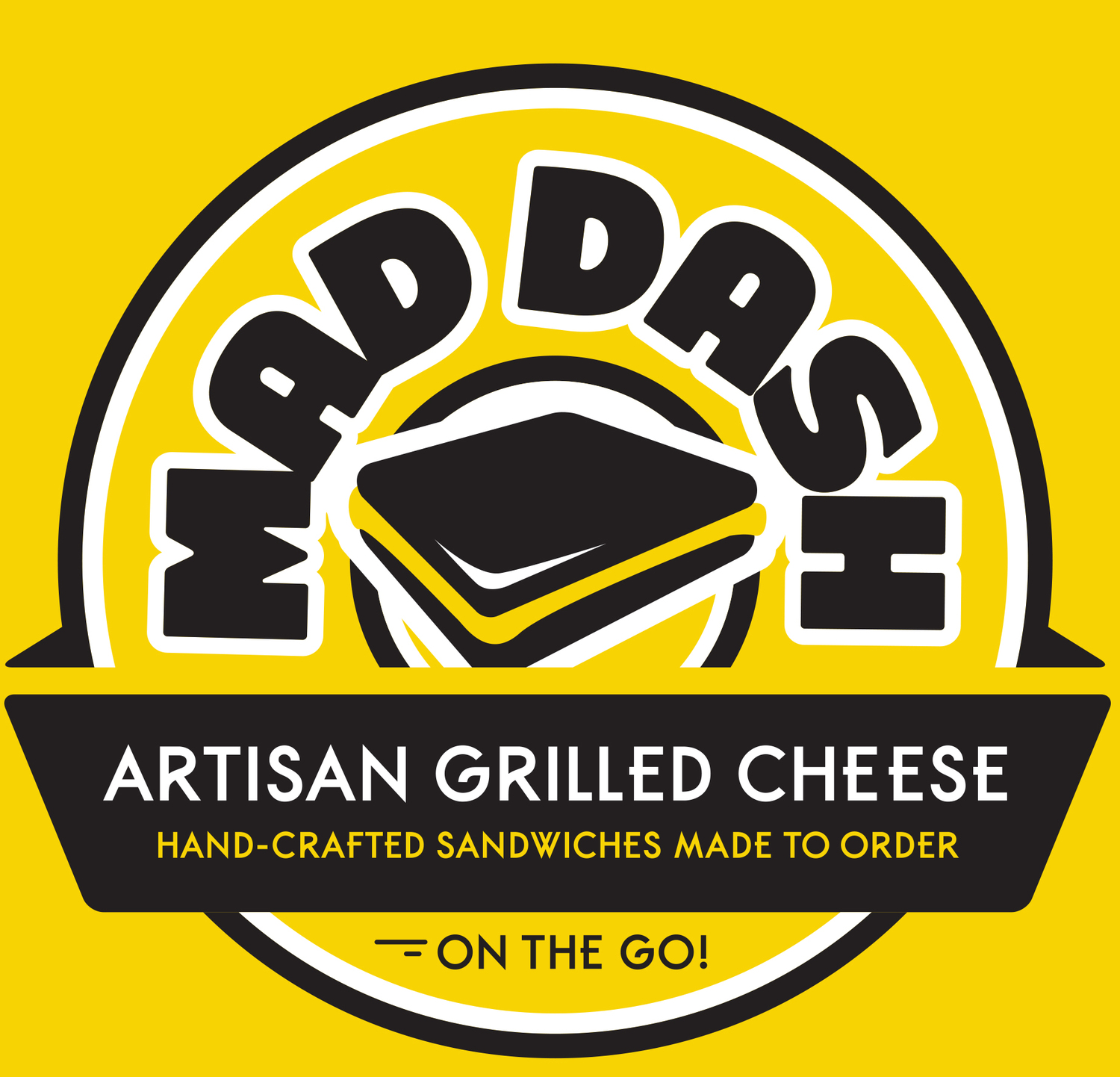 Mad Dash Grilled Cheese