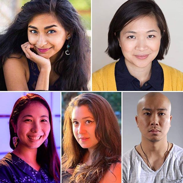 Meet the cast of TORNKID!  We're so excited to introduce to you the talented artists who are helping BAPAC and Cohesion Theatre Company bring this magical world to life!  Tornkid Ensemble:  Surasree Das as Tornkid Kim Le as Magic Teller Mika J Nakano as Other Half/Trickster.  Jess Rivera as the Tree Spirit Brian D Lai as Fairy Goddess and Fisherman  Tornkid opens next Thursday, May 23 at Cohesion Theatre Company.  Tickets are on sale now at www.cohsiontheatre.org.  All tickets are Pay What You Can.  #RepresentationMatters #TORNKID #NewPlay #NewWork #BaltimoreTheatre #WorldPremiere #BaltimoreActors #BaltimoreArtists #AsianAmerican #APAHistoryMonth