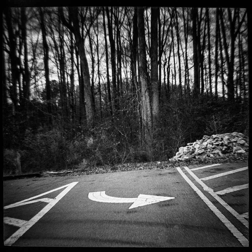 Woods Exit