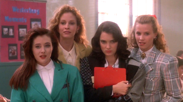 Techcrunch/Heathers